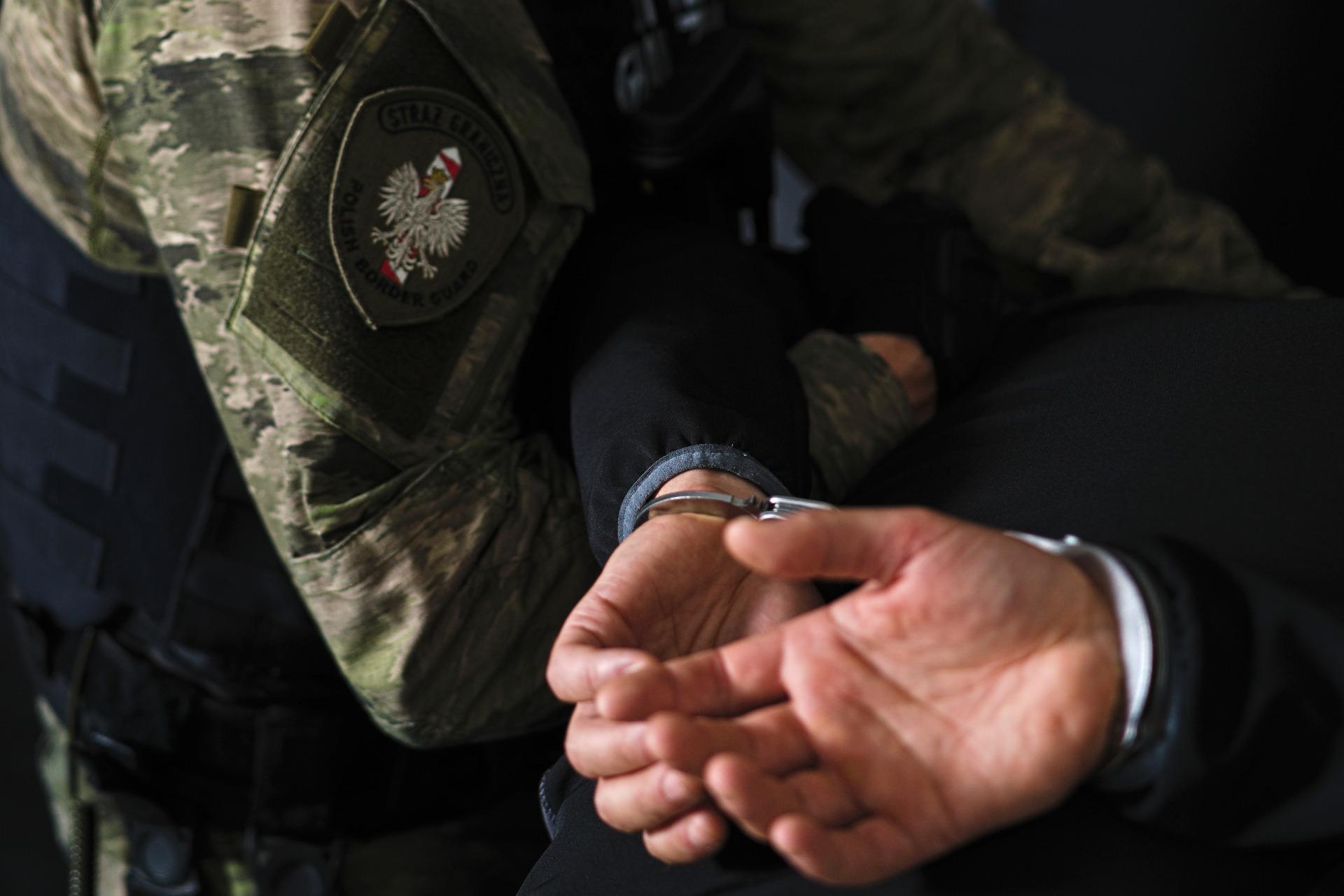 Poszukiwany listem gończym wpadł w Korczowej - Zdjęcie główne