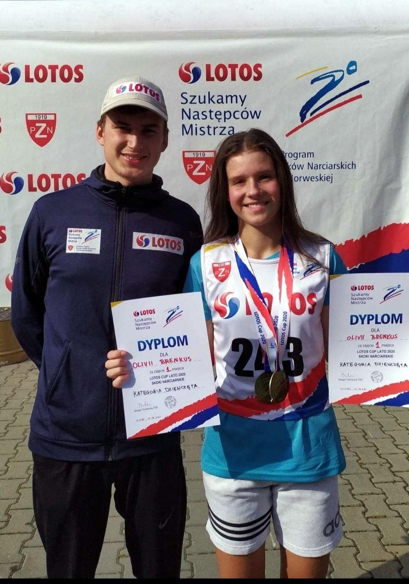 ZKN Sokół Zagórz na podium podczas III letniej edycji LOTOS Cup w Szczyrku! - Zdjęcie główne