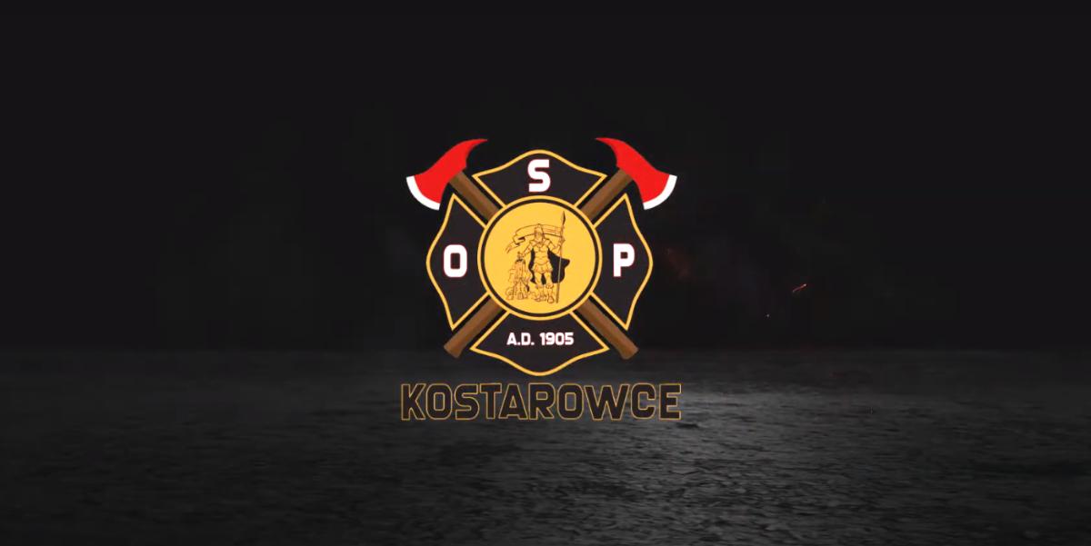 Strażacy z OSP Kostarowce odpowiadają na #GaszynChallange! [VIDEO] - Zdjęcie główne