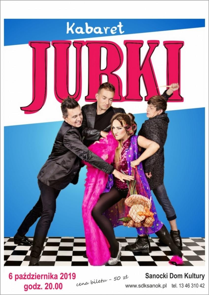 KONKURS: Mamy dla Was bilety na Kabaret Jurki! - Zdjęcie główne