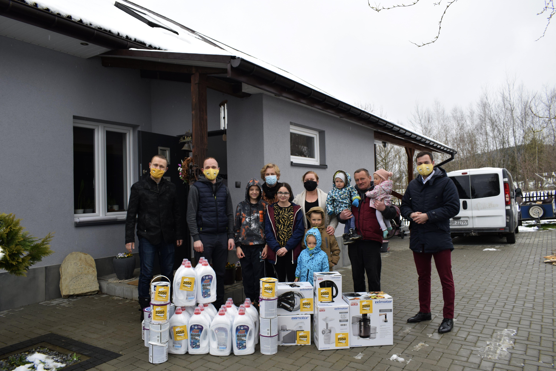Polska 2050 wsparła Rodzinny Dom Dziecka w Starej Wsi [ZDJĘCIA] - Zdjęcie główne