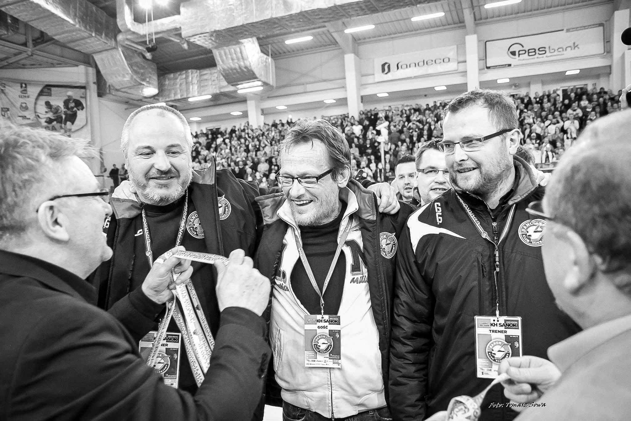 Zmarł Miroslav Fryčer - były trener STS Sanok  - Zdjęcie główne