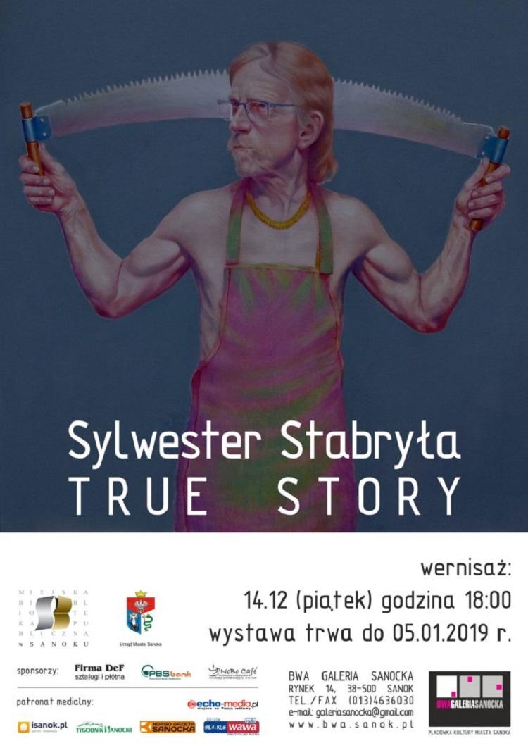 """Wystawa w BWA: Sylwester Stabryła i jego """"True Story"""" - Zdjęcie główne"""