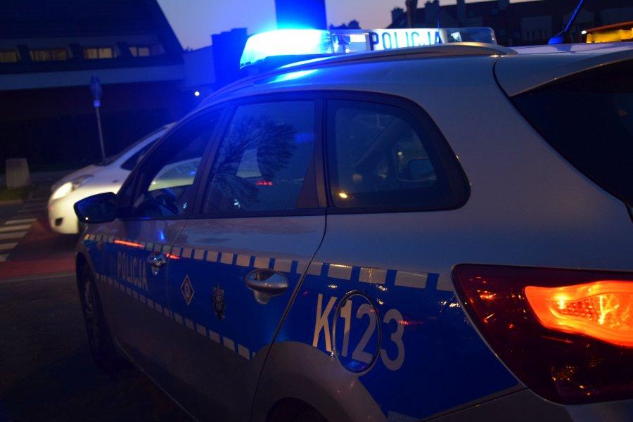 Sanoczanin uniemożliwił jazdę pijanemu kierowcy - Zdjęcie główne