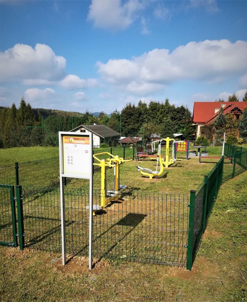 Już niedługo: Otwarta Strefa Aktywności w Lisznej - Zdjęcie główne