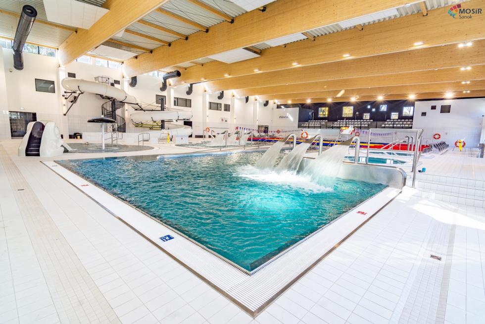 Od 6 czerwca baseny w Sanoku będą otwarte! - Zdjęcie główne
