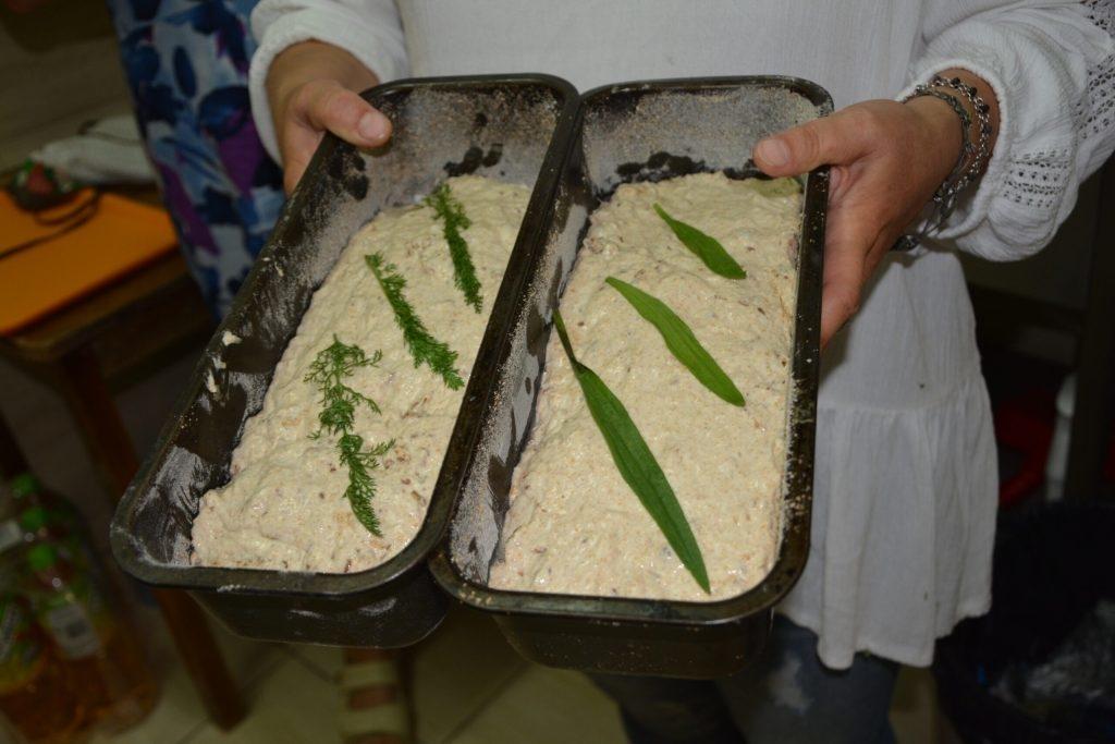 Wujskie. Odbyły się warsztaty zielarskie i pieczenia chleba na zakwasie [FOTO] - Zdjęcie główne