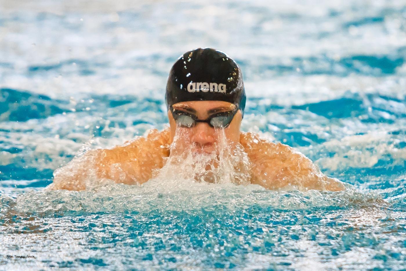 Zimowe Mistrzostwa Okręgu Podkarpackiego 2020 w pływaniu [FOTORELACJA] - Zdjęcie główne