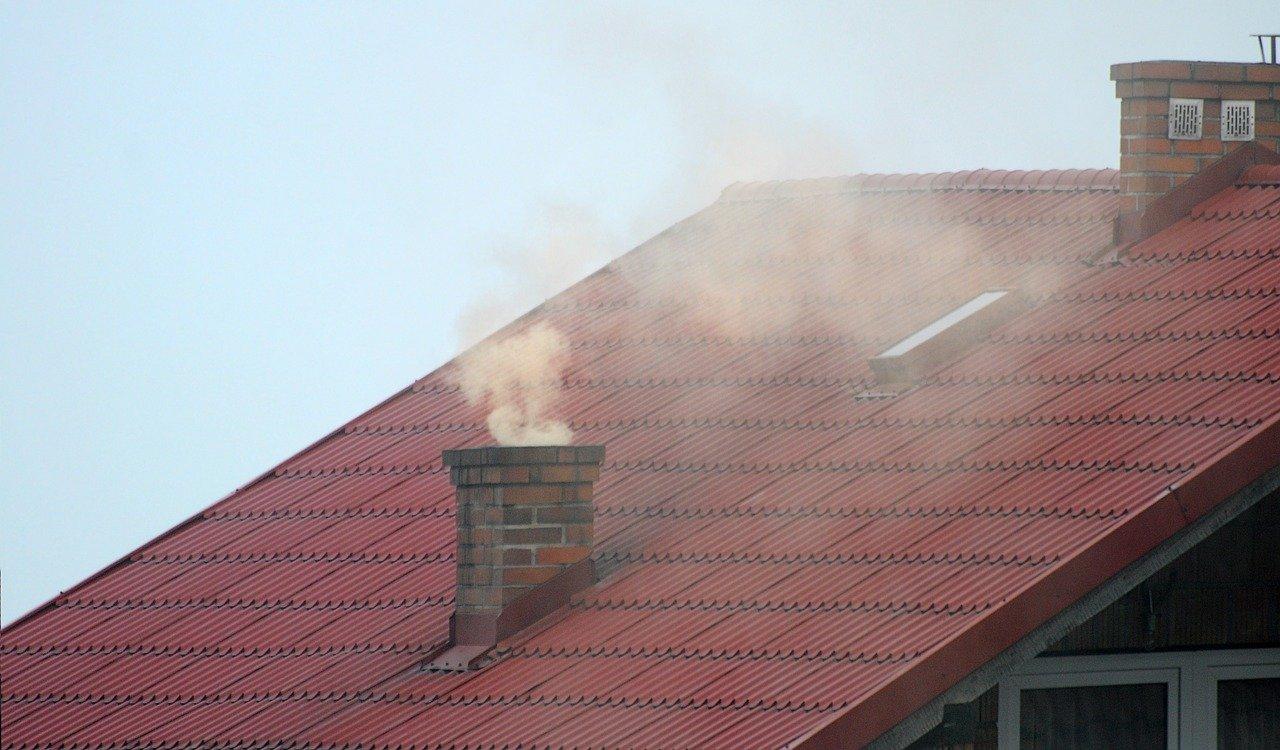 Smog niczym smok - Zdjęcie główne