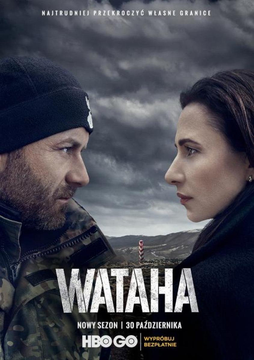 WATAHA SEZON III: Najtrudniej przekroczyć własne granice - Nowy zwiastun! [ZDJĘCIA+VIDEO] - Zdjęcie główne