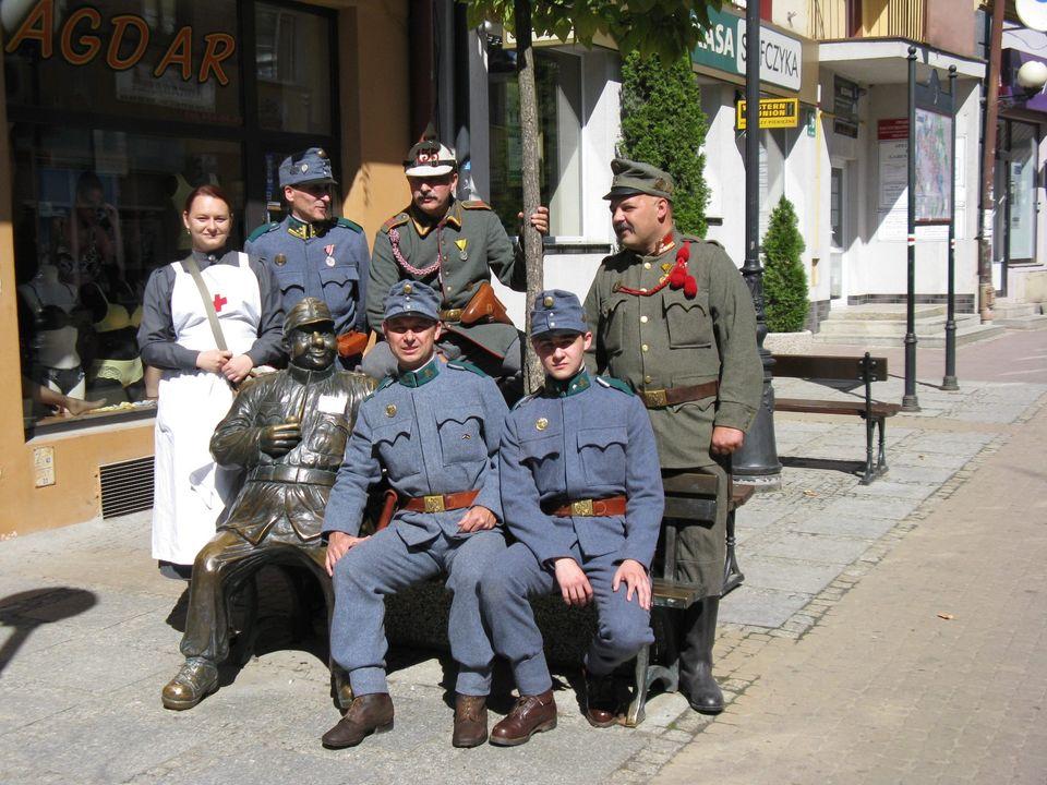 Sanockie spotkanie miłośników Austro-Węgier - Zdjęcie główne
