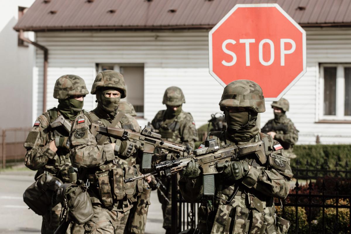 Setki Żołnierzy 3.PBOT intensywnie działają na całym Podkarpaciu [FOTO] - Zdjęcie główne
