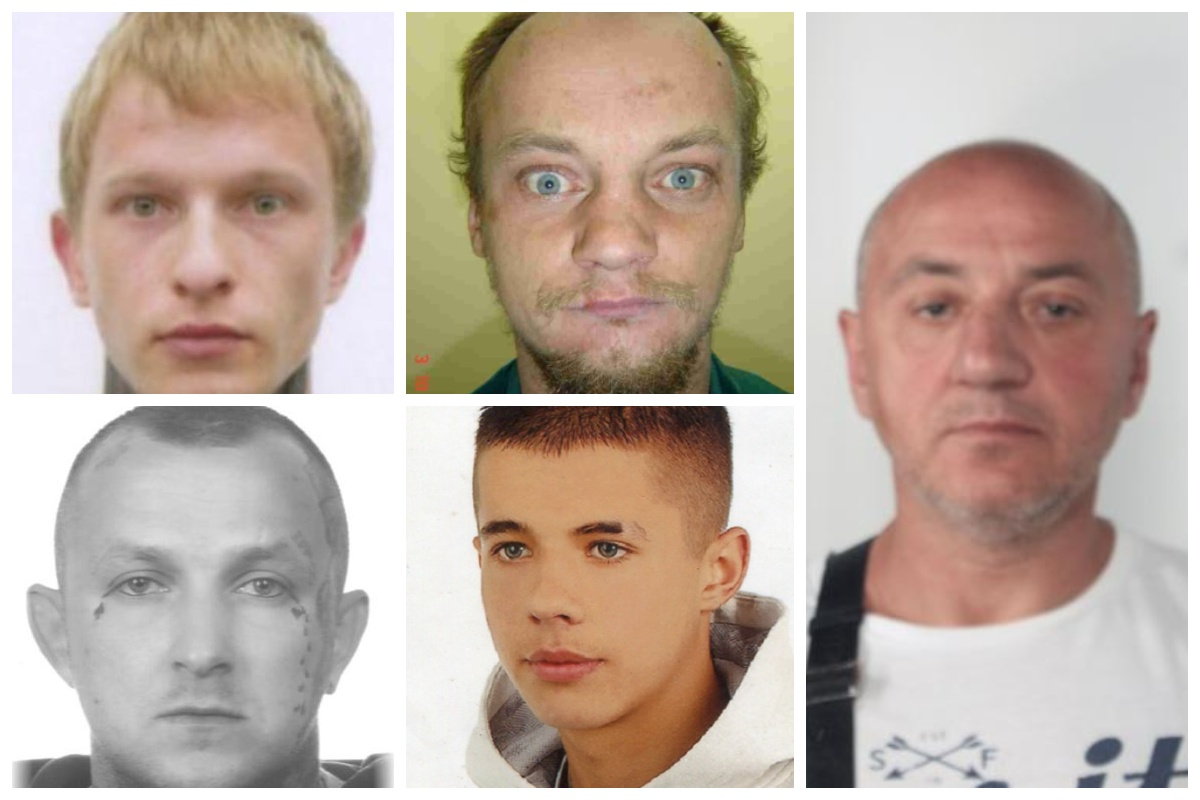 Sprawcy włamań i kradzieży szukani przez policję z Podkarpacia! - Zdjęcie główne
