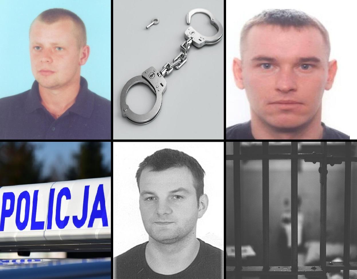 Podkarpacka policja ściga tych mężczyzn - Zdjęcie główne