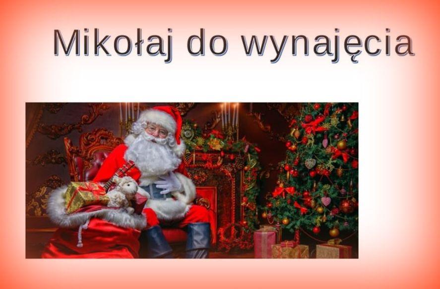 Zamów wizytę Św Mikołaja i pomóż sanockim kotom! - Zdjęcie główne