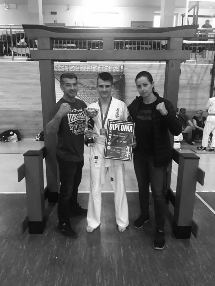 Międzynarodowy Turniej Karate Kyokushin WKB Polish Open  - Zdjęcie główne