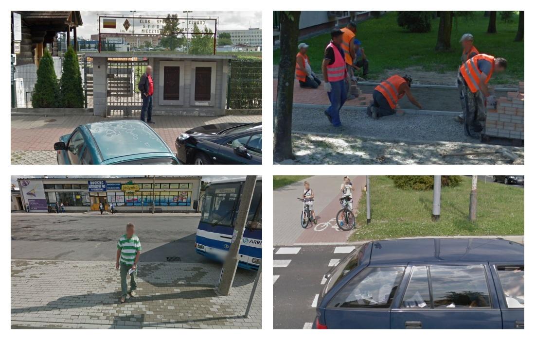 Przyłapani przez aparat Google Street View na Podkarpaciu. Zobacz zdjęcia z Sanoka - Zdjęcie główne