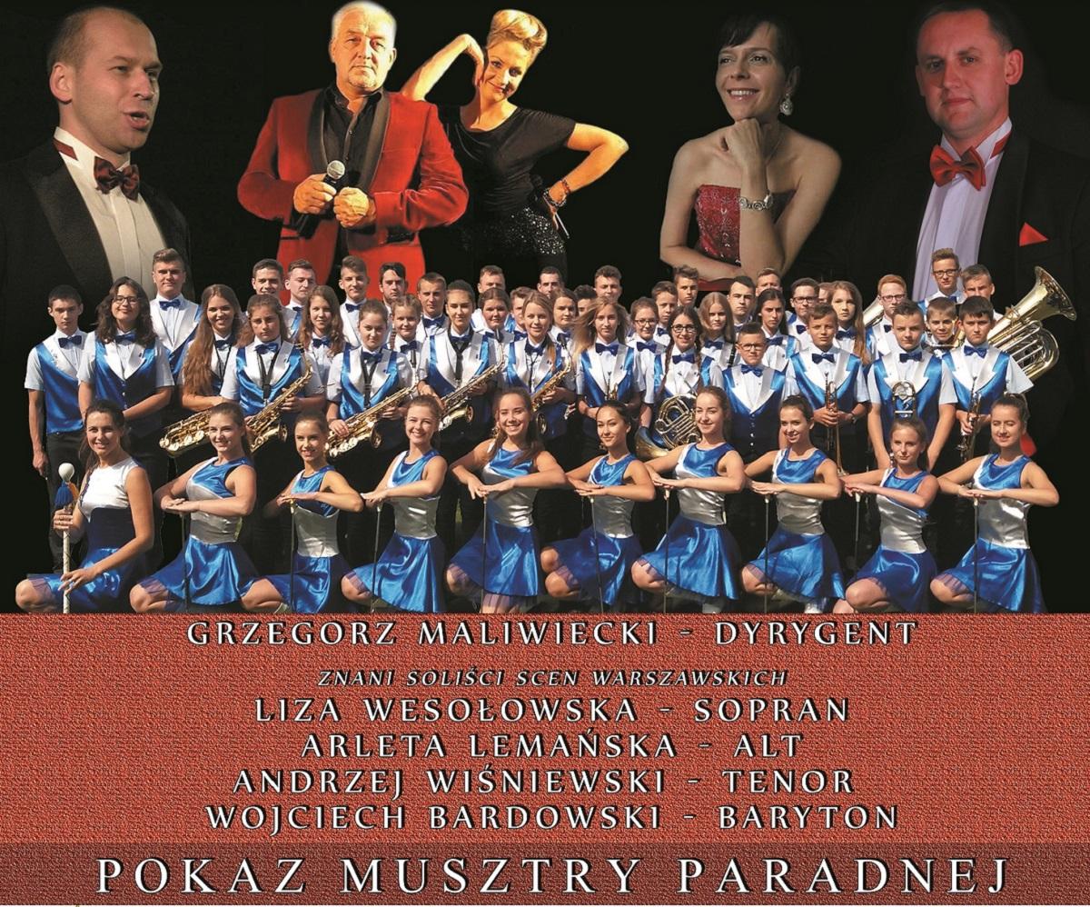 SANOK: Orkiestra Dęta w 100. rocznicę niepodległości zagra na sanockim Rynku - Zdjęcie główne