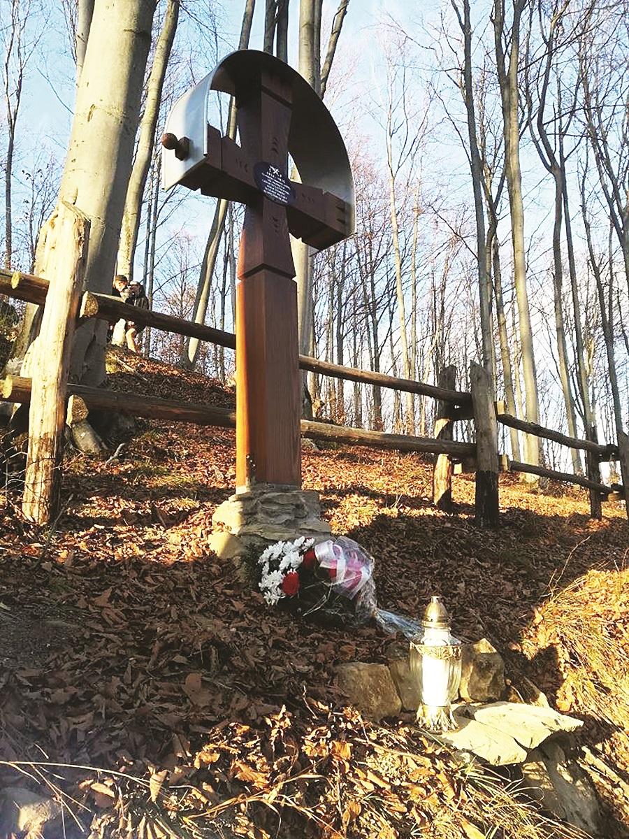 Leśnicy pamiętali o poległych - Zdjęcie główne