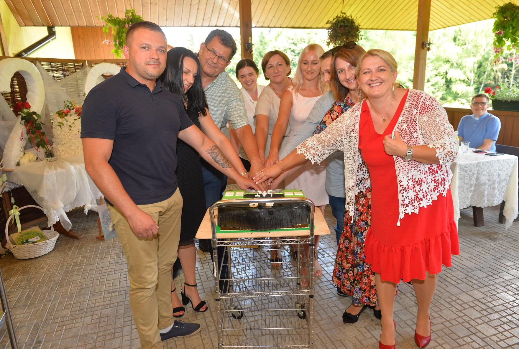 Środowiskowy Dom Samopomocy w Zagórzu obchodził swoje 20-lecie [ZDJĘCIA] - Zdjęcie główne