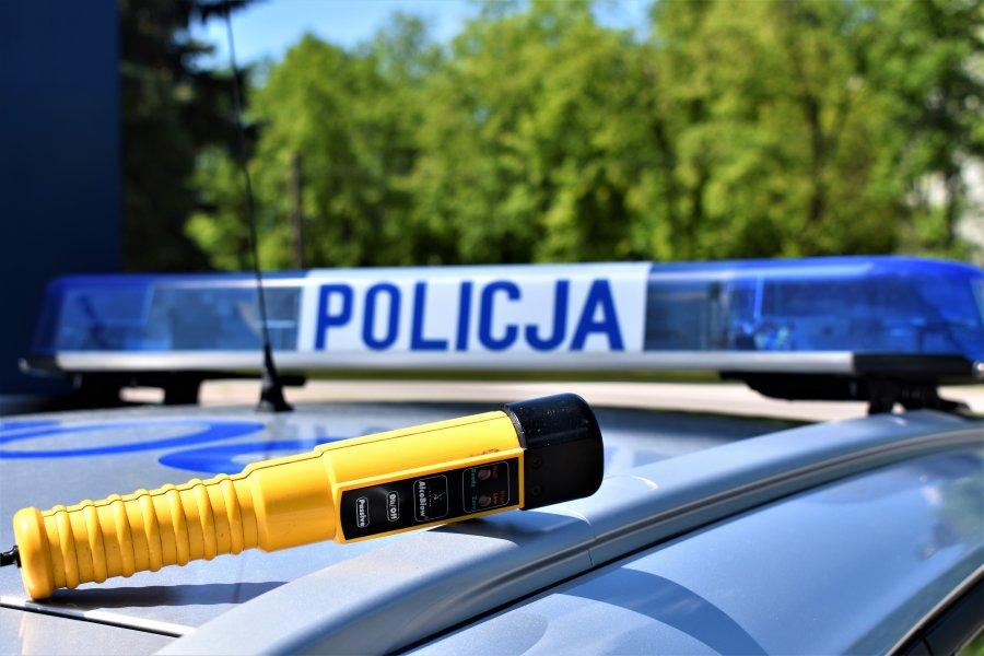 """""""Trzeźwy poranek"""" - podsumowanie działań policji na na terenie powiatu sanockiego - Zdjęcie główne"""