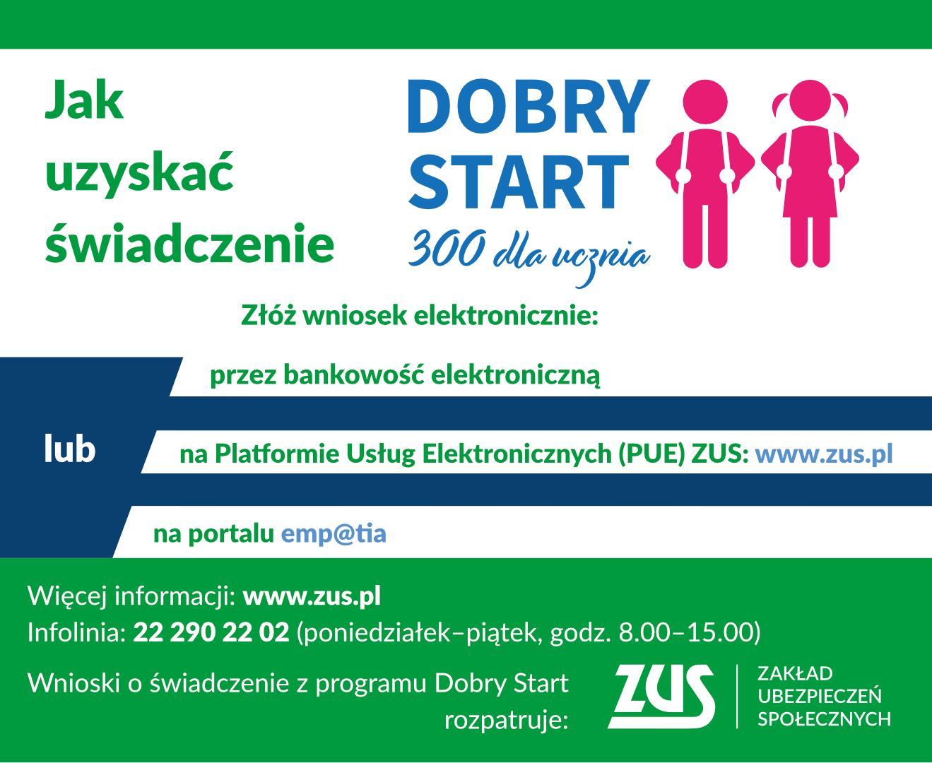 """Już 1 mln wniosków o """"Dobry start"""". Na Podkarpaciu ponad 50 tys. - Zdjęcie główne"""