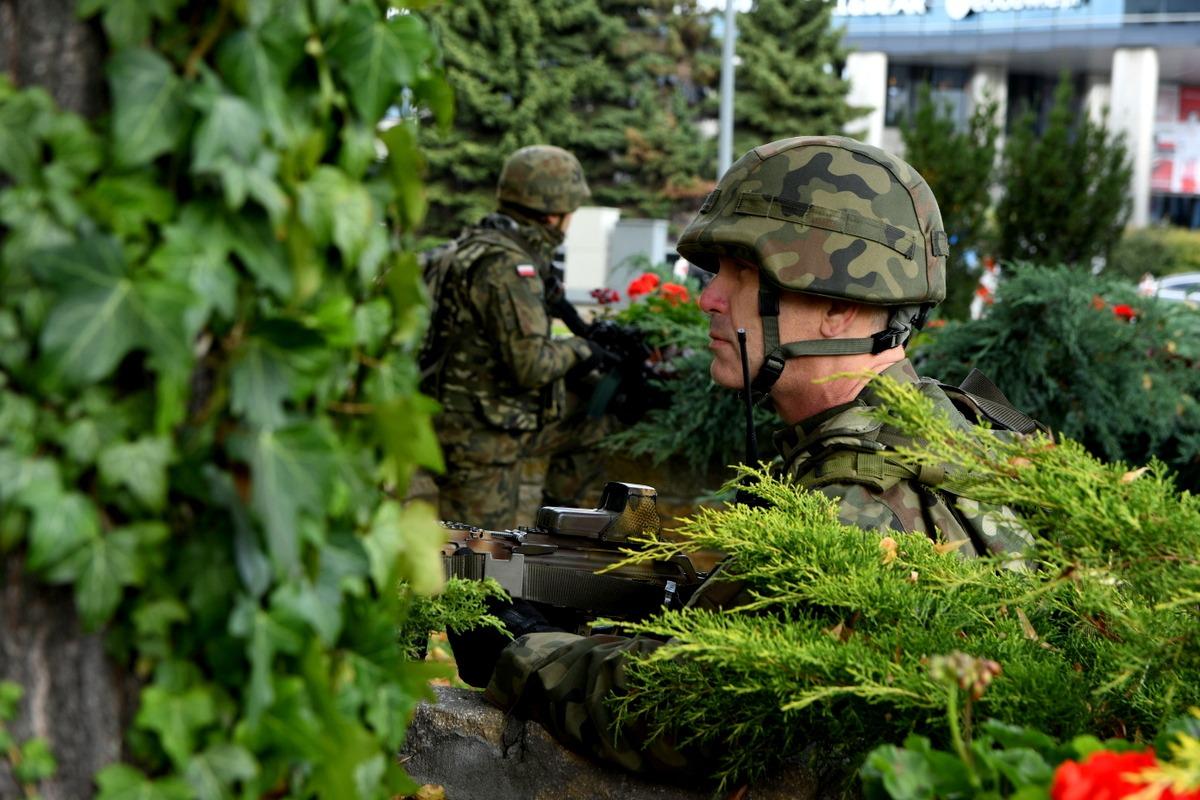 Terrorysta w Podkarpackim Urzędzie Marszałkowskim - Zdjęcie główne