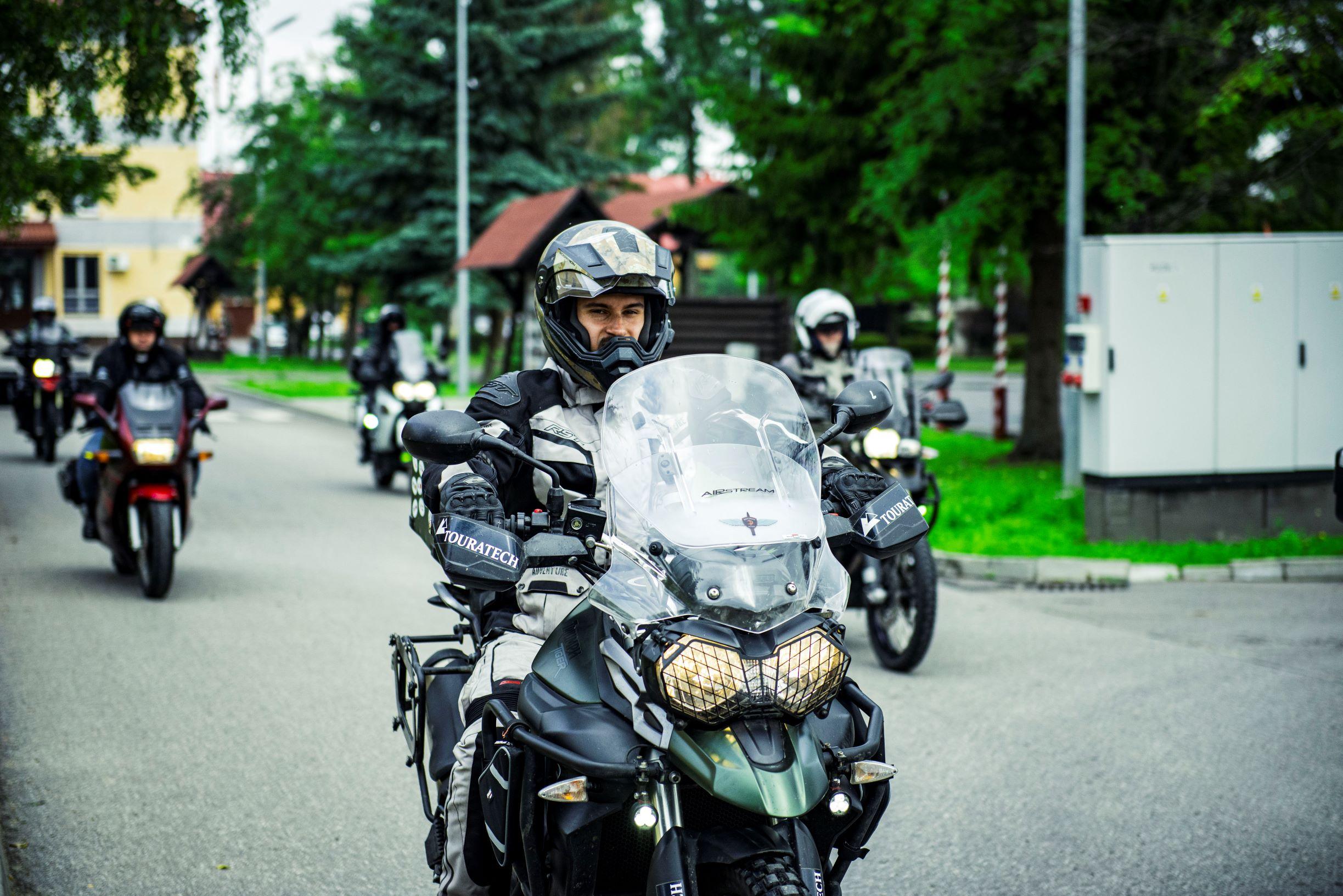 Dzisiaj Terytorialsi wyruszą na rajd motocyklowy weteranów - Zdjęcie główne