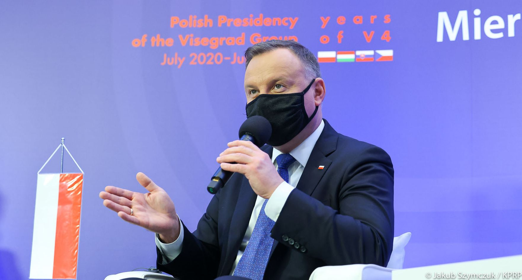 Prezydent RP Andrzej Duda przyleciał do Rzeszowa! - Zdjęcie główne