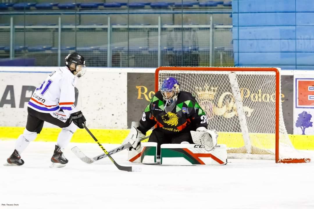 Zwycięstwo Niedźwiadków z Janowem w Młodzieżowej Hokej Lidze  - Zdjęcie główne