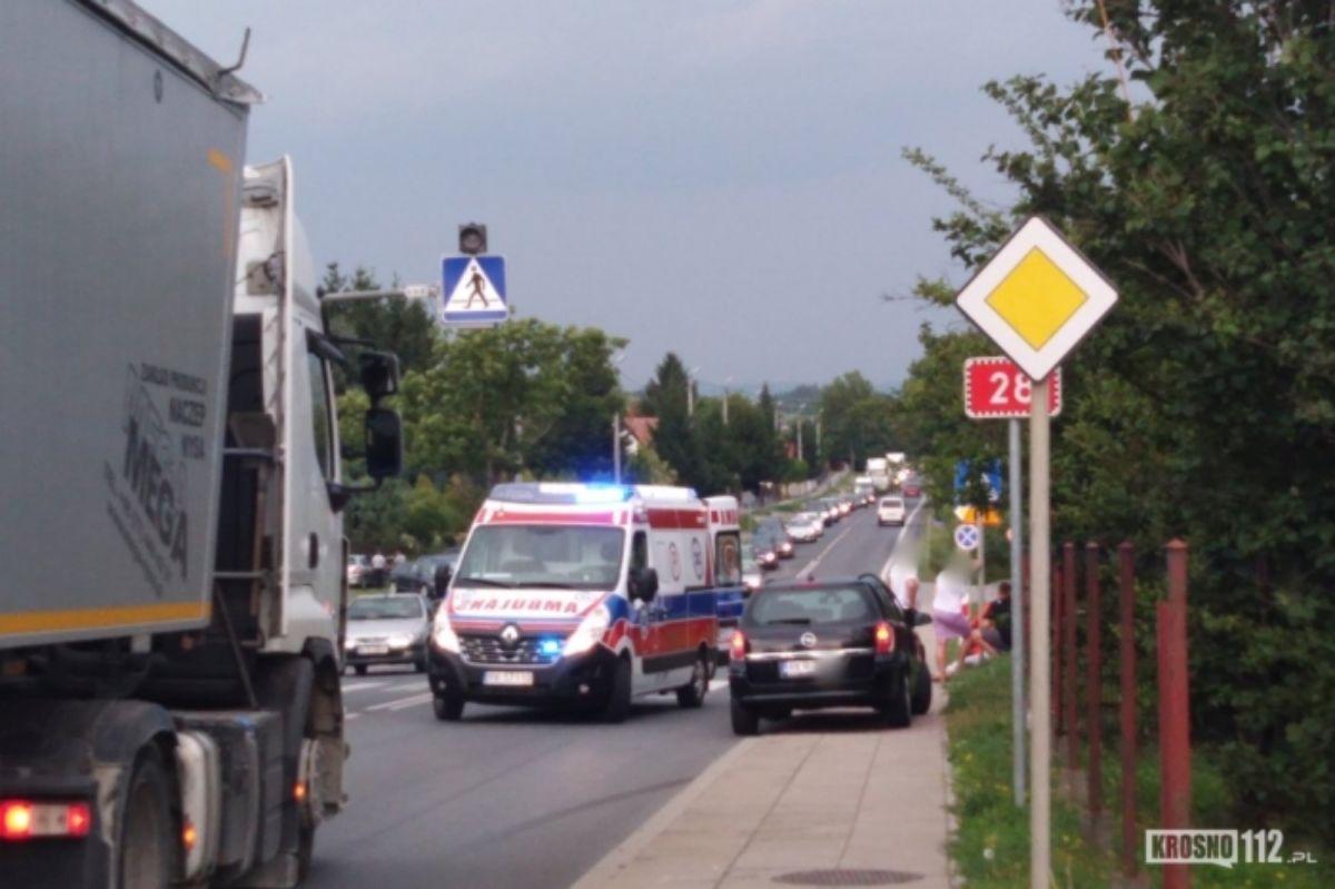 REGION: Potrącenie 56-letniej kobiety na przejściu dla pieszych - Zdjęcie główne