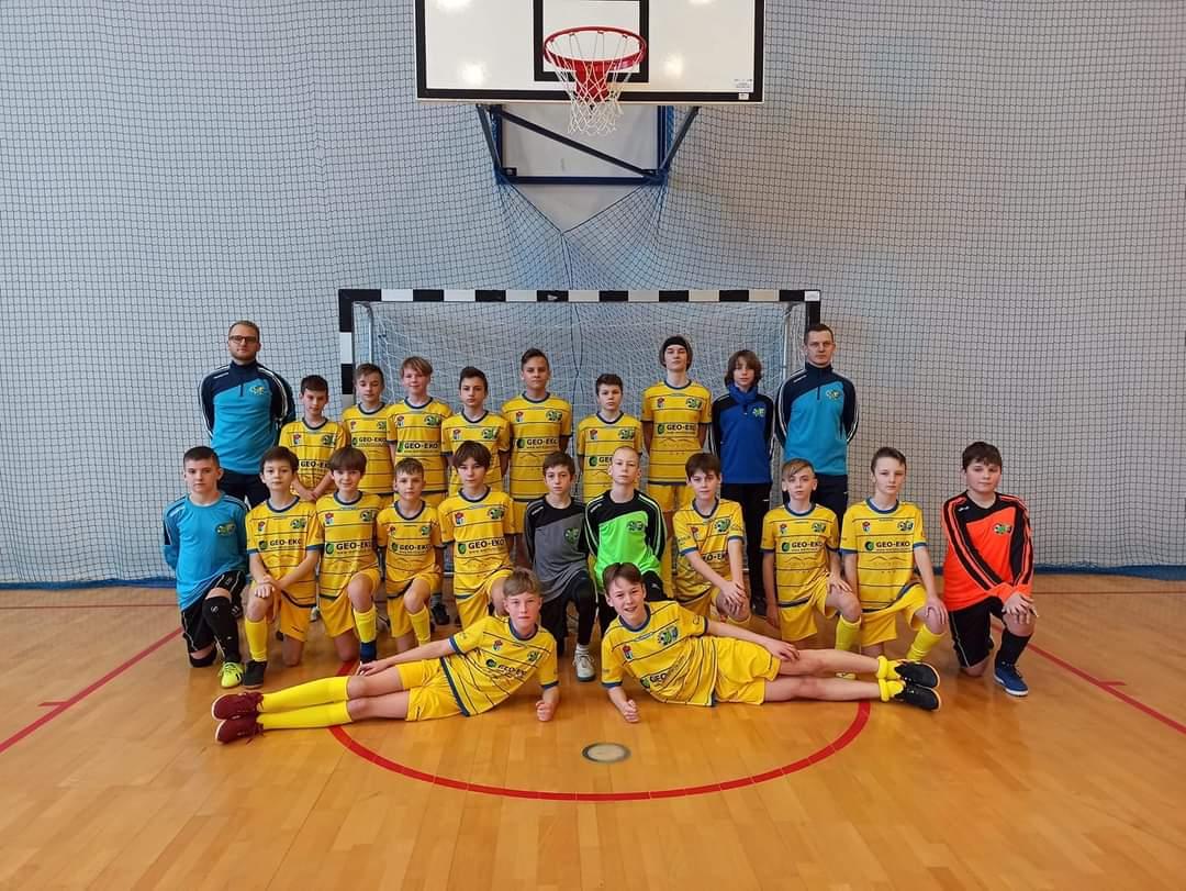 Młodzi piłkarze Ekoballu Stali Sanok triumfują na turnieju w Sieniawie - Zdjęcie główne