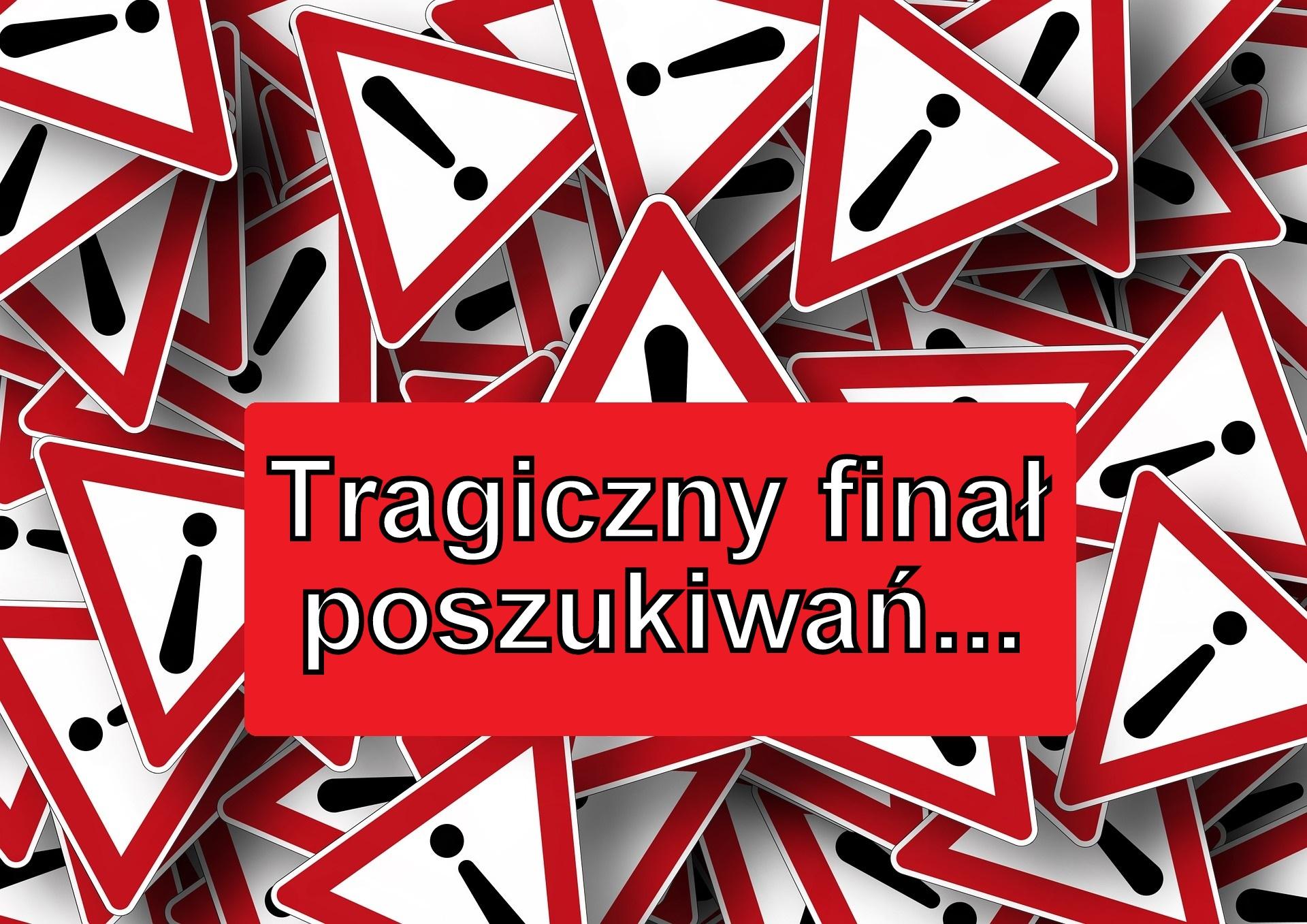 Tragiczny finał poszukiwań mieszkańca Pstrągowej - Zdjęcie główne