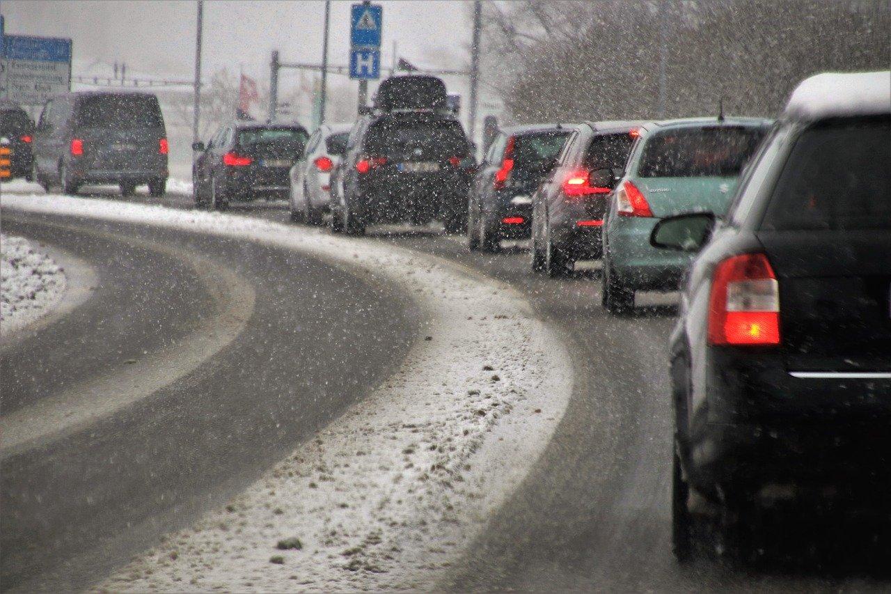 Z PODKARPACIA. Bilans zdarzeń drogowych w okresie świątecznym - Zdjęcie główne