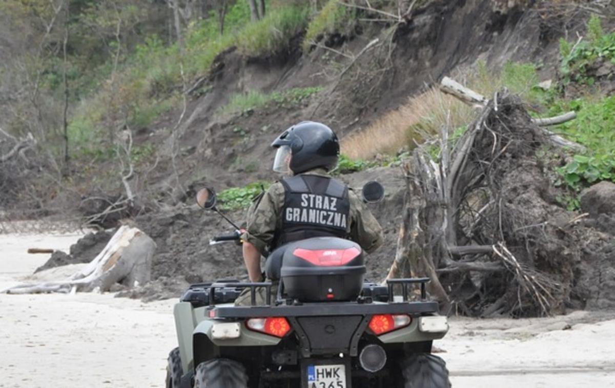 Bieszczady. Kolejni nielegalni imigranci zatrzymani przez SG  - Zdjęcie główne