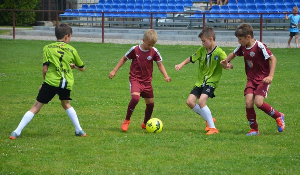 Akademia Piłkarska Wiki inwestuje w piłkarskie talenty - Zdjęcie główne