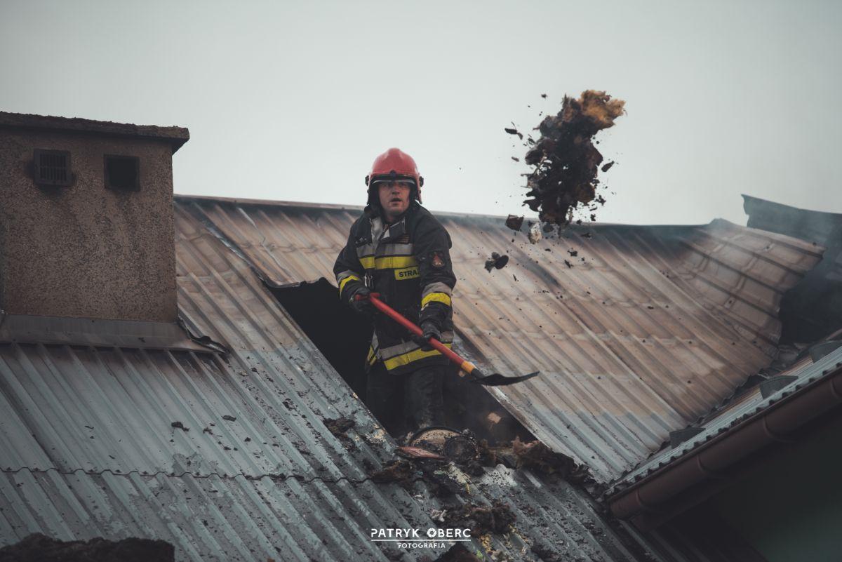 Pomóżmy odbudować im dom!  - Zdjęcie główne
