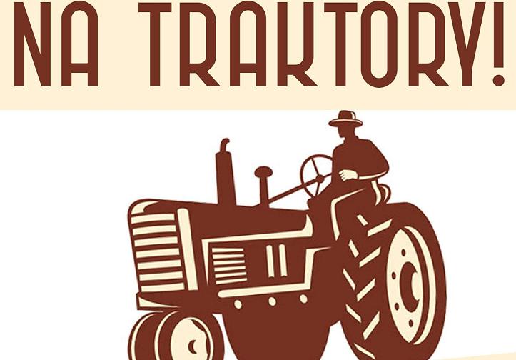 Na traktory! Ostrzegawczy protest mieszkańców wsi - Zdjęcie główne