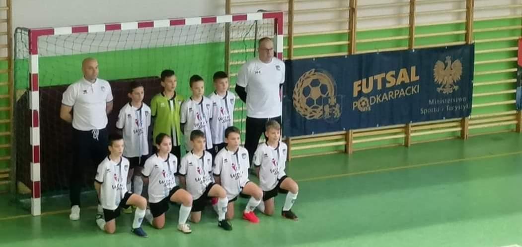 AP Wiki z sukcesami w futsalowych eliminacjach Mistrzostw Podkarpacia - Zdjęcie główne
