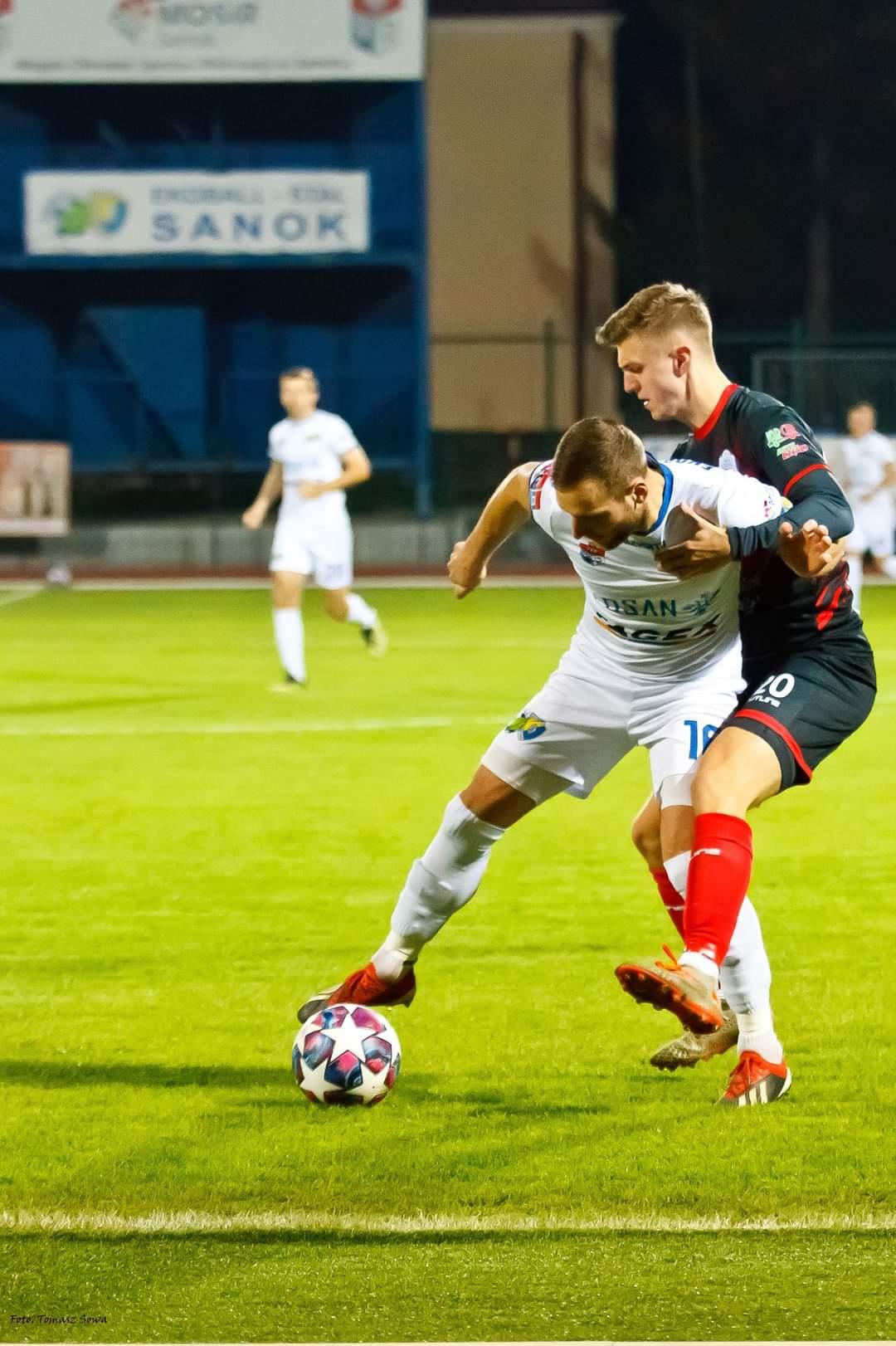 Ekoball Stal Sanok zagra o czwarte zwycięstwo z rzędu w IV lidze [FOTO] - Zdjęcie główne