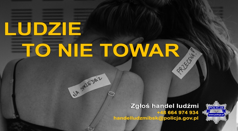 Dzisiaj Europejski Dzień Przeciwko Handlowi Ludźmi - Zdjęcie główne