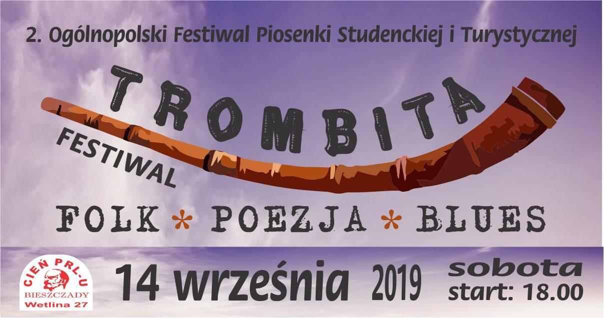 Festiwal Trombita. Folk - poezja - blues - Zdjęcie główne