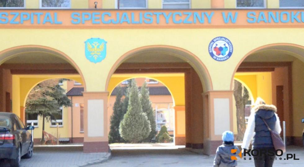 Sanok: Oddział dziecięcy w SP ZOZ chwilowo nieczynny - Zdjęcie główne