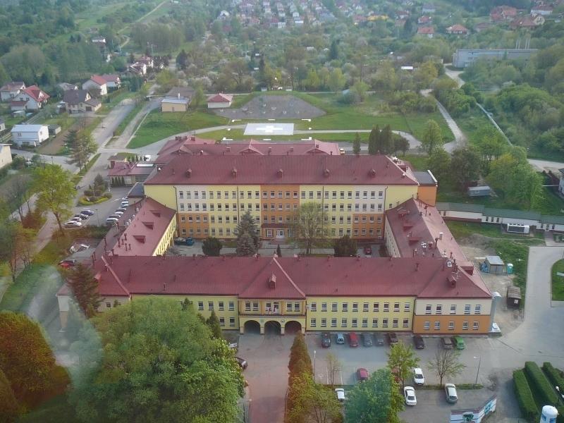 Sanok: Szpital wstrzymuje przyjmowanie pacjentów - Zdjęcie główne