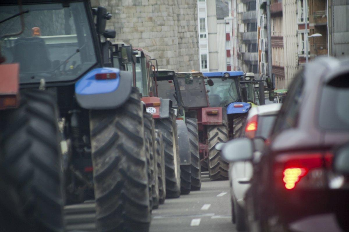UWAGA! Będą blokady na koniec wakacji! Wiemy gdzie rolnicy zablokują drogi - Zdjęcie główne