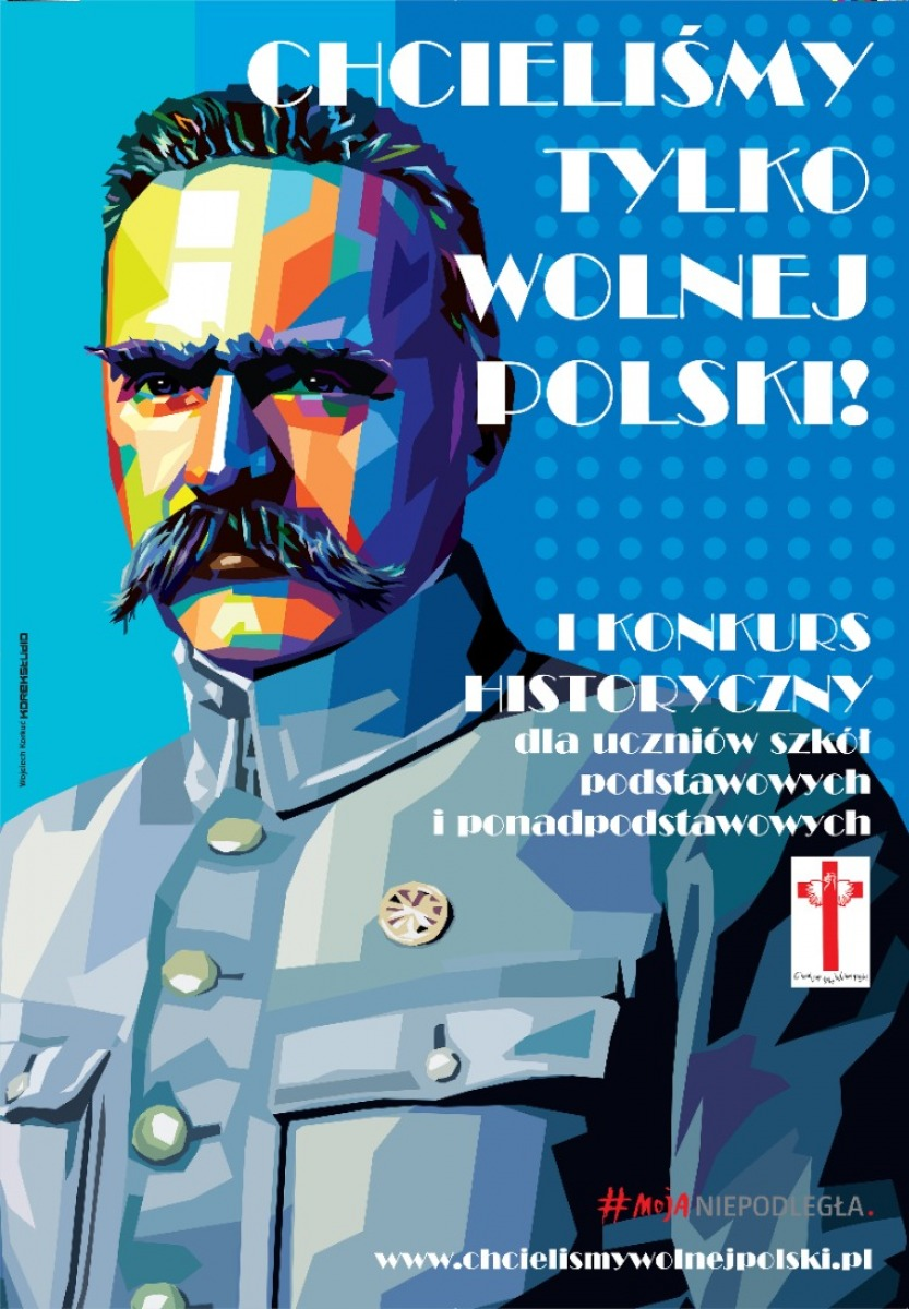Chcieliśmy wolnej Polski – zaproszenie do udziału w konkursie historycznym - Zdjęcie główne
