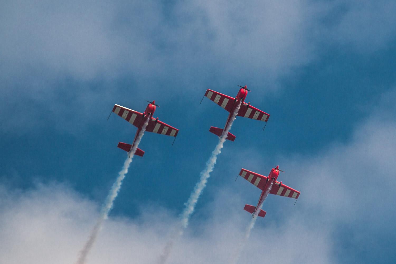 Pokazy Lotnicze w Jasionce [ZDJĘCIA+VIDEO] - Zdjęcie główne