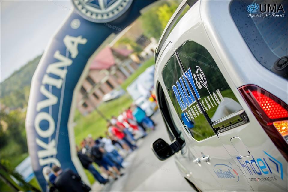 Bądź na bieżąco z wynikami 47 Wyścigu Górskiego!  - Zdjęcie główne