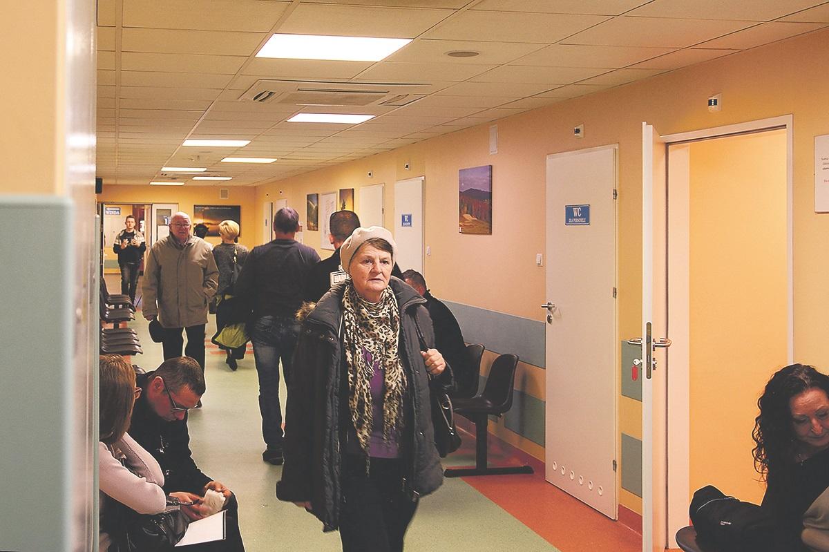 Dzień otwarty na onkologii w brzozowskim szpitalu - Zdjęcie główne