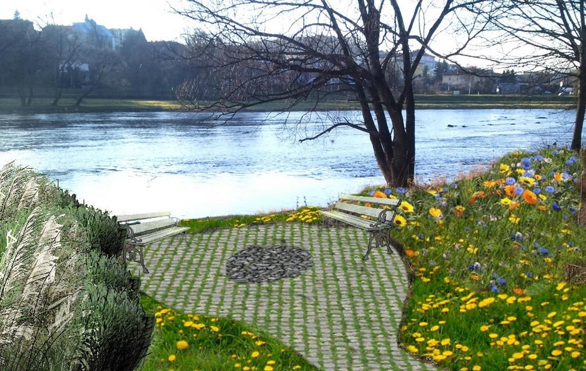 Sanok zagospodaruje brzegi rzeki San - Zdjęcie główne